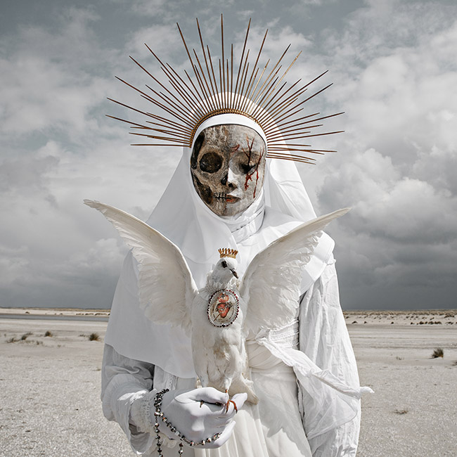 Mothmeister - dark surreal photography