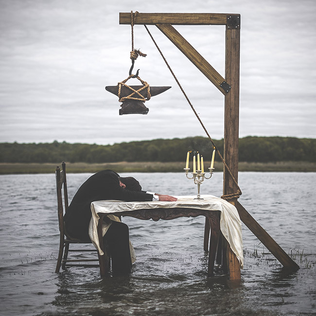 Nicolas Bruno - surreal photography