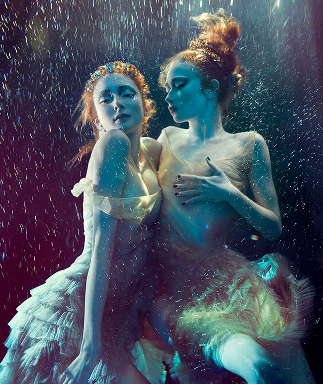 Zena Holloway - underwater photography