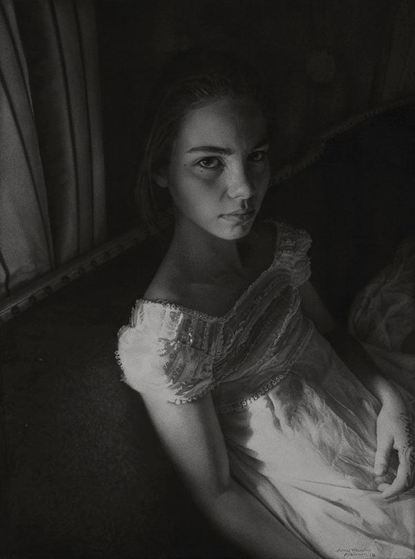 Annie Murphy-Robinson - Beautiful Bizarre Magazine Exhibition 'Ritual'