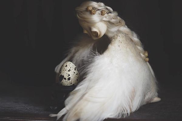 Mahlimae - Beautiful Bizarre Magazine exhibition 'Ritual'