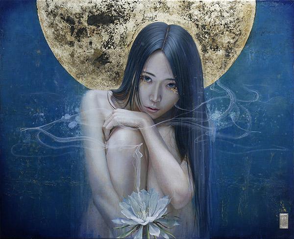 Yousuke Kawashima - Beautiful Bizarre Magazine exhibition 'Ritual'