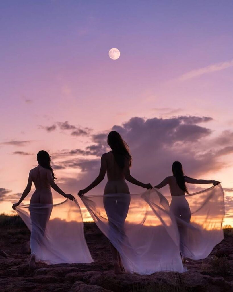 Soulcraft - moon coven - photography